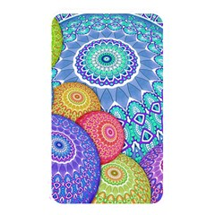India Ornaments Mandala Balls Multicolored Memory Card Reader by EDDArt