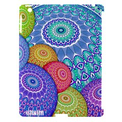 India Ornaments Mandala Balls Multicolored Apple Ipad 3/4 Hardshell Case (compatible With Smart Cover) by EDDArt