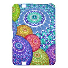 India Ornaments Mandala Balls Multicolored Kindle Fire Hd 8 9  by EDDArt
