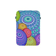 India Ornaments Mandala Balls Multicolored Apple Ipad Mini Protective Soft Cases