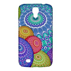 India Ornaments Mandala Balls Multicolored Samsung Galaxy Mega 6 3  I9200 Hardshell Case by EDDArt