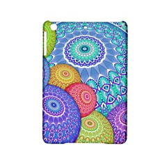 India Ornaments Mandala Balls Multicolored Ipad Mini 2 Hardshell Cases by EDDArt