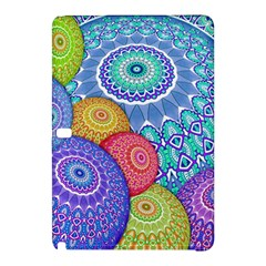 India Ornaments Mandala Balls Multicolored Samsung Galaxy Tab Pro 10 1 Hardshell Case by EDDArt