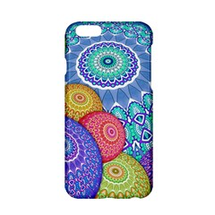 India Ornaments Mandala Balls Multicolored Apple Iphone 6/6s Hardshell Case