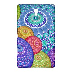 India Ornaments Mandala Balls Multicolored Samsung Galaxy Tab S (8 4 ) Hardshell Case  by EDDArt