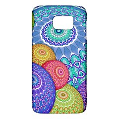 India Ornaments Mandala Balls Multicolored Galaxy S6