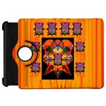 Clothing (20)6k,kk  O Kindle Fire HD Flip 360 Case