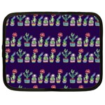 Cute Cactus Blossom Netbook Case (XL)  Front
