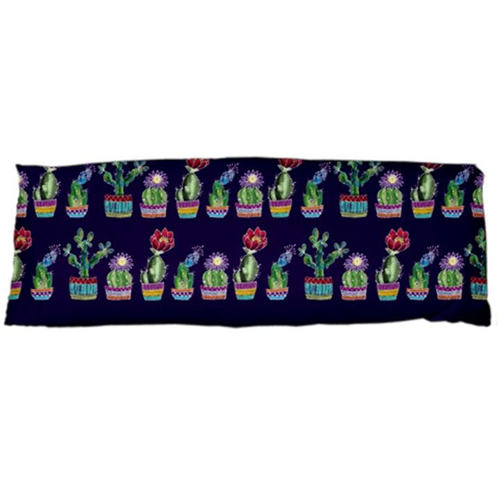 Cute Cactus Blossom Body Pillow Case Dakimakura (Two Sides)