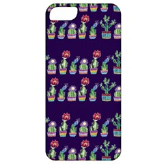 Cute Cactus Blossom Apple Iphone 5 Classic Hardshell Case by DanaeStudio