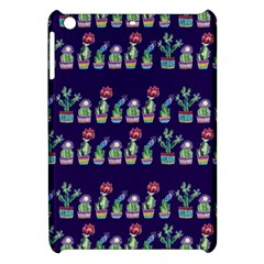 Cute Cactus Blossom Apple Ipad Mini Hardshell Case by DanaeStudio