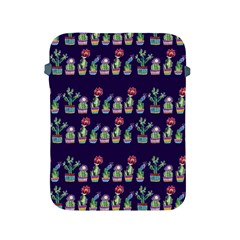 Cute Cactus Blossom Apple Ipad 2/3/4 Protective Soft Cases by DanaeStudio