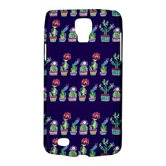 Cute Cactus Blossom Galaxy S4 Active