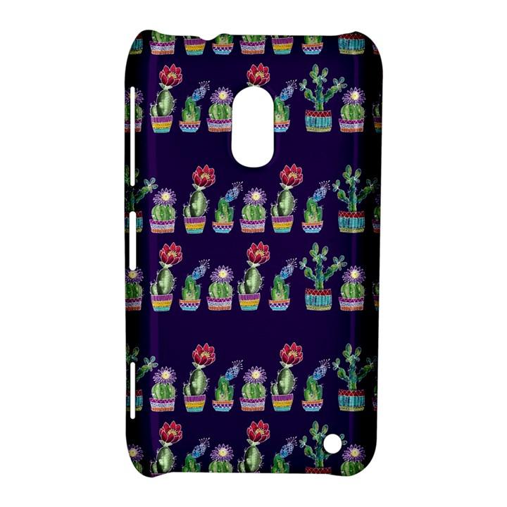 Cute Cactus Blossom Nokia Lumia 620
