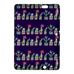 Cute Cactus Blossom Kindle Fire Hdx 8 9  Hardshell Case by DanaeStudio