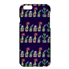 Cute Cactus Blossom Apple Iphone 6 Plus/6s Plus Hardshell Case by DanaeStudio