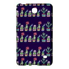 Cute Cactus Blossom Samsung Galaxy Tab 4 (7 ) Hardshell Case