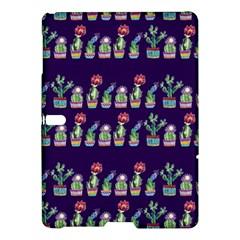 Cute Cactus Blossom Samsung Galaxy Tab S (10 5 ) Hardshell Case