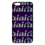 Cute Cactus Blossom iPhone 6 Plus/6S Plus TPU Case Front