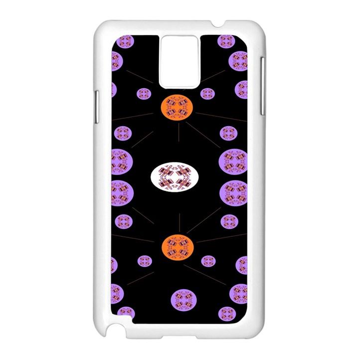 Alphabet Shirtjhjervbret (2)fvgbgnhll Samsung Galaxy Note 3 N9005 Case (White)
