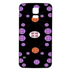 Alphabet Shirtjhjervbret (2)fvgbgnhll Samsung Galaxy S5 Back Case (white)
