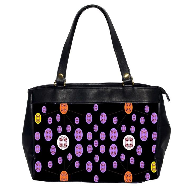 Alphabet Shirtjhjervbret (2)fvgbgnhllhn Office Handbags (2 Sides)