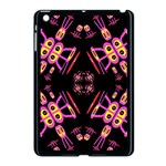 Alphabet Shirtjhjervbret (2)fv Apple iPad Mini Case (Black) Front