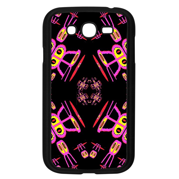 Alphabet Shirtjhjervbret (2)fv Samsung Galaxy Grand DUOS I9082 Case (Black)