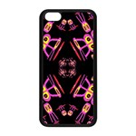 Alphabet Shirtjhjervbret (2)fv Apple iPhone 5C Seamless Case (Black) Front