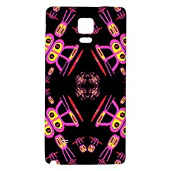 Alphabet Shirtjhjervbret (2)fv Galaxy Note 4 Back Case
