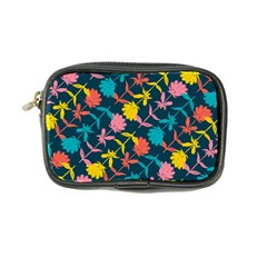 Colorful Floral Pattern Coin Purse