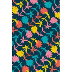 Colorful Floral Pattern 5 5  X 8 5  Notebooks by DanaeStudio