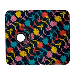 Colorful Floral Pattern Samsung Galaxy S  Iii Flip 360 Case by DanaeStudio