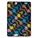 Colorful Floral Pattern Amazon Kindle Fire HD (2013) Hardshell Case
