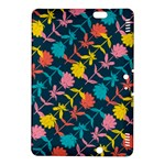 Colorful Floral Pattern Kindle Fire HDX 8.9  Hardshell Case