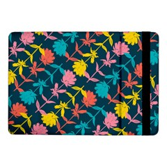 Colorful Floral Pattern Samsung Galaxy Tab Pro 10.1  Flip Case