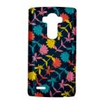Colorful Floral Pattern LG G4 Hardshell Case