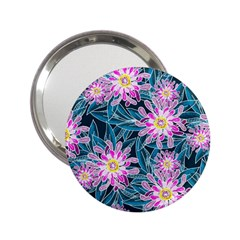 Whimsical Garden 2 25  Handbag Mirrors