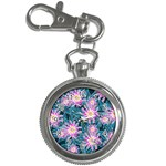 Whimsical Garden Key Chain Watches Front