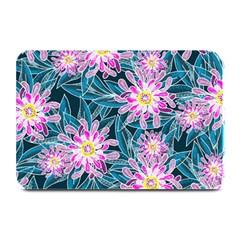 Whimsical Garden Plate Mats
