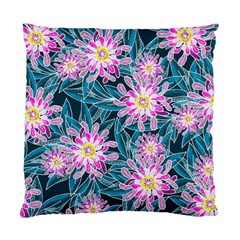 Whimsical Garden Standard Cushion Case (two Sides)
