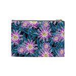 Whimsical Garden Cosmetic Bag (Medium)  Back