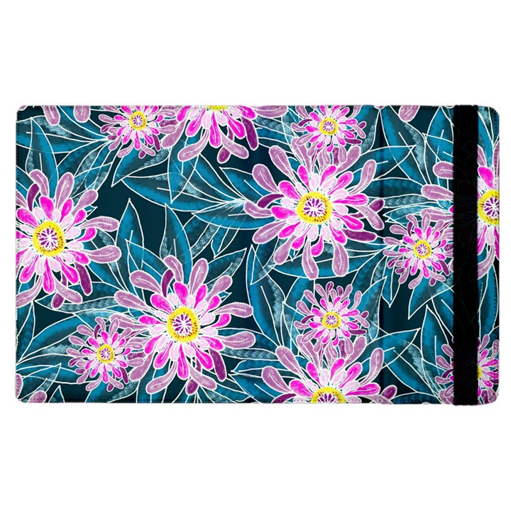 Whimsical Garden Apple iPad 2 Flip Case