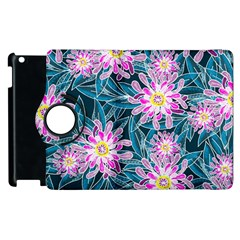 Whimsical Garden Apple Ipad 2 Flip 360 Case by DanaeStudio