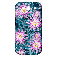 Whimsical Garden Samsung Galaxy S3 S Iii Classic Hardshell Back Case by DanaeStudio