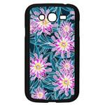 Whimsical Garden Samsung Galaxy Grand DUOS I9082 Case (Black) Front
