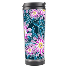 Whimsical Garden Travel Tumbler