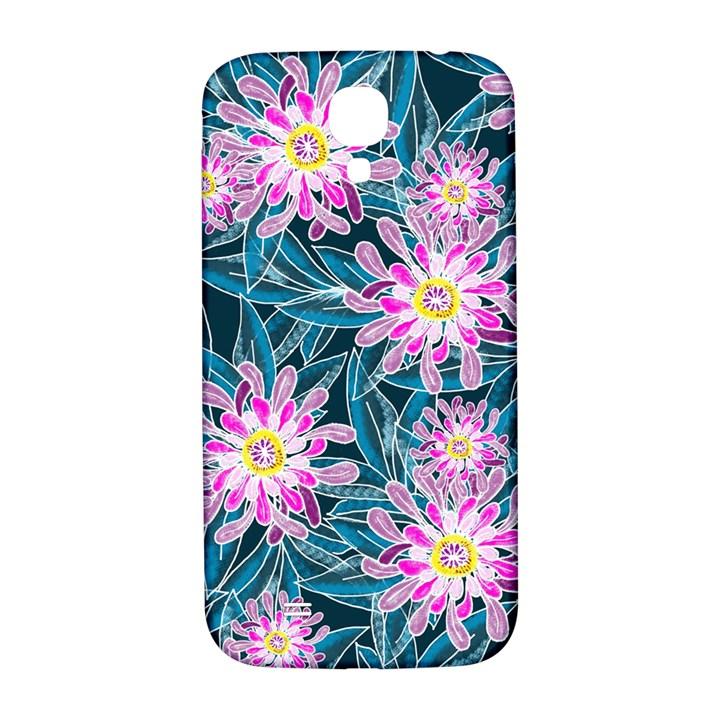 Whimsical Garden Samsung Galaxy S4 I9500/I9505  Hardshell Back Case