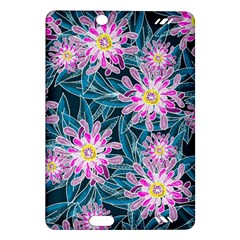 Whimsical Garden Amazon Kindle Fire Hd (2013) Hardshell Case by DanaeStudio