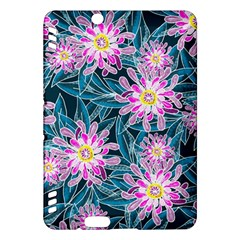 Whimsical Garden Kindle Fire Hdx Hardshell Case by DanaeStudio